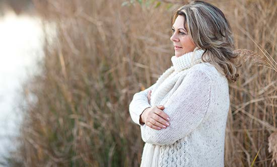 Menopause is time for early prevention, leading researcher says