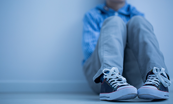 Childhood-onset Depression and Arterial Stiffness in Young Adulthood
